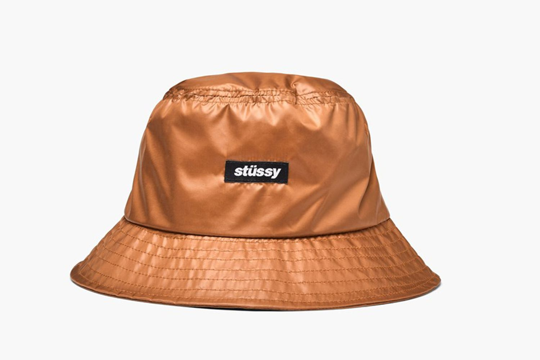 Langley Shiny Bucket Hat