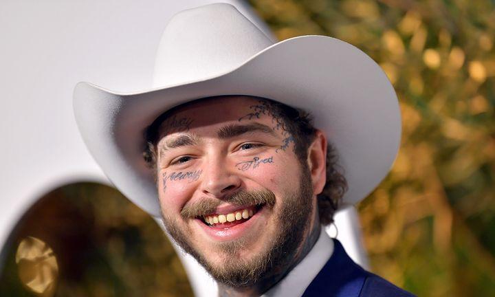 Post Malone cowboy hat