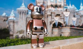 Disney, UNDEFEATED & Medicom Toy Link Up for Mickey Mouse Be@rbrick
