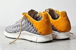 newest d3ef6 1bfda Nike Free Inneva Woven (Grey Laser Orange) • Highsnobiety