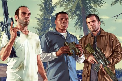 grand theft auto v most profitable
