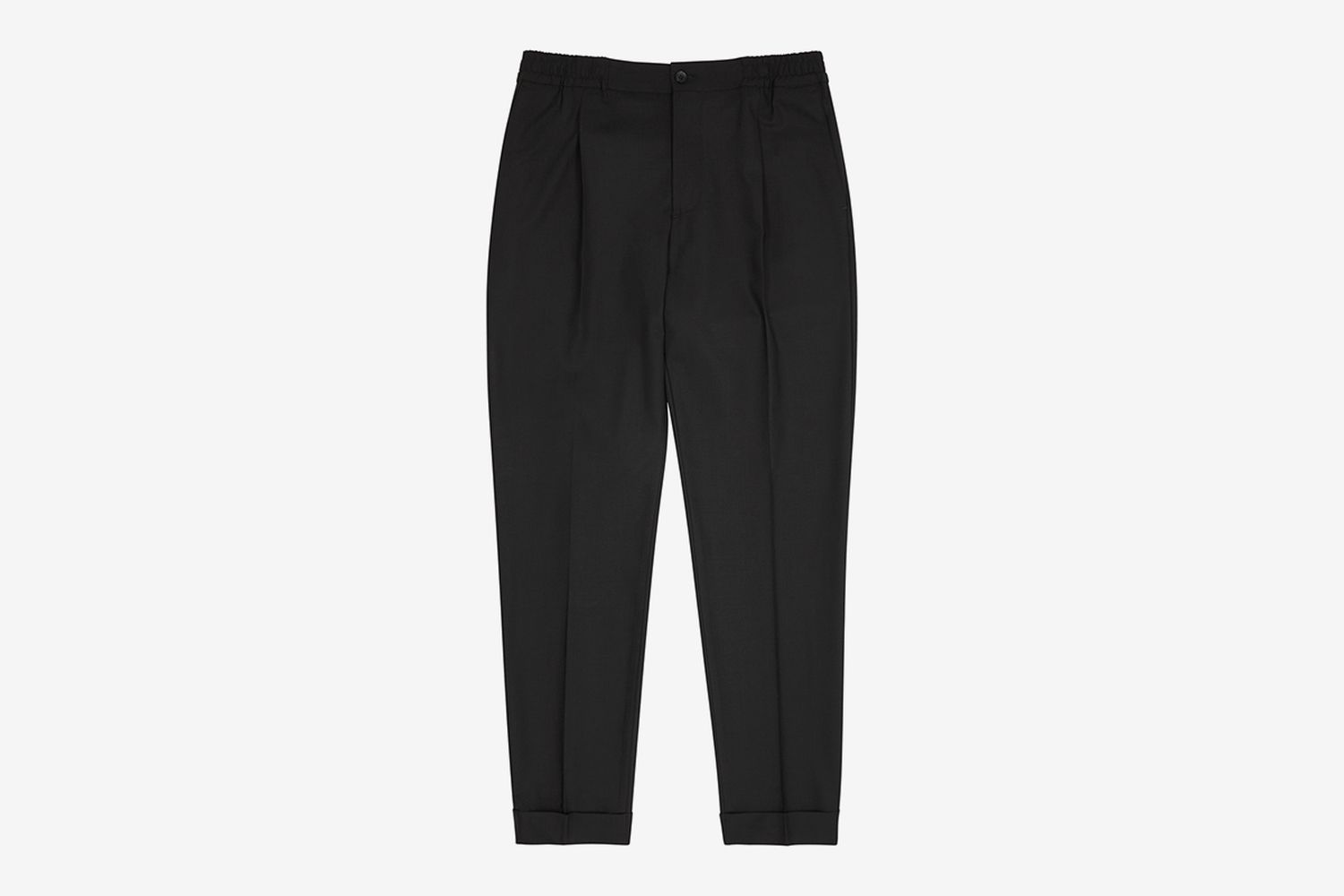 Sasha Stretch-Twill Trousers