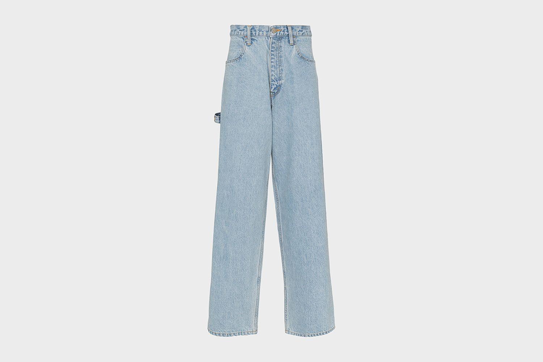 Carpenter Loose Denim Jeans
