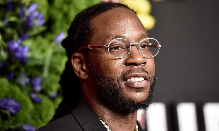 2 Chainz attends Rihanna's 5th Annual Diamond Ball