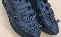 COMME des GARÇONS & Nike Debut All-Black Velcro Sneaker