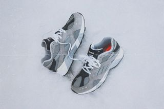 best sneakers 28d08 c36a6 Packer Gives the Reebok Aztrek New Gray Colorway