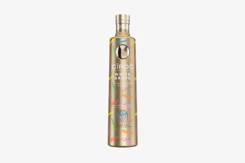 Cîroc x Fiorucci Vodka bottle