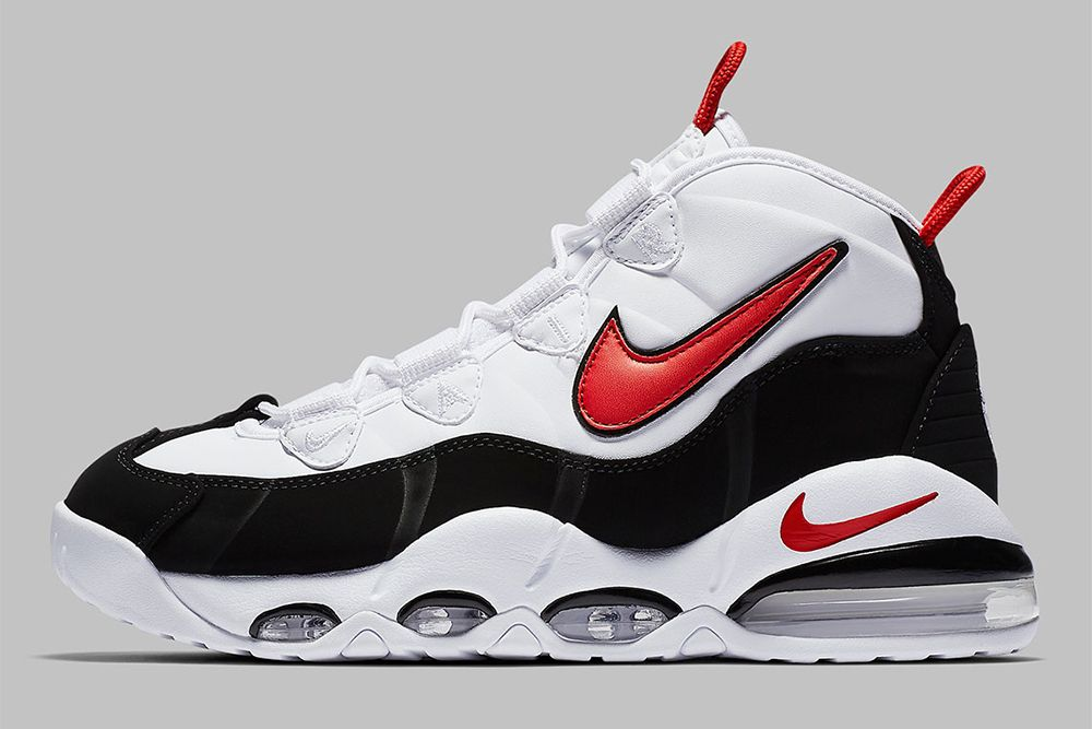 Nike Is Bringing Back the Air Max Uptempo in This OG Colorway