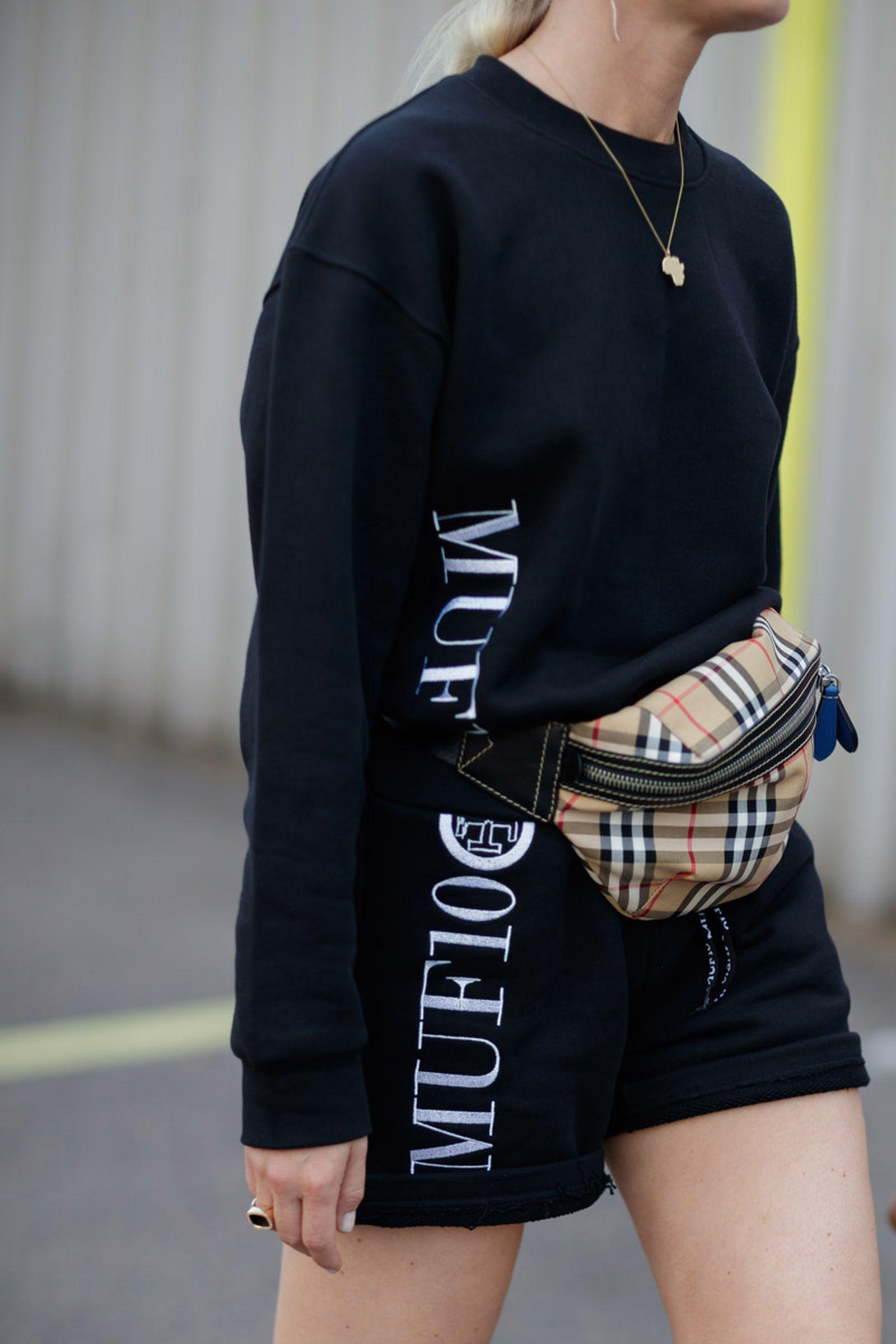 copenhagen street style bags13 Copenhagen Fashion Week Nike Supreme