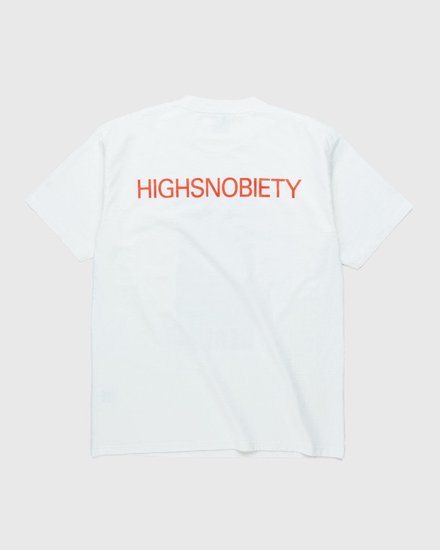Highsnobiety x Keith Haring – Berlin T-Shirt White - Image 2