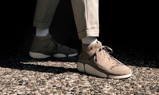 Clarks Originals New Trigenic Drop Takes Comfort to the Next Level