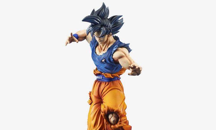 X-PLUS Goku figure