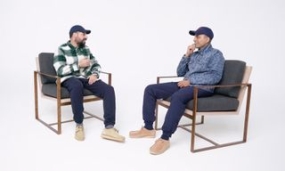 Ronnie Fieg & Angelo Baque Discuss Hip-Hop's Obsession With the Clarks Wallabee