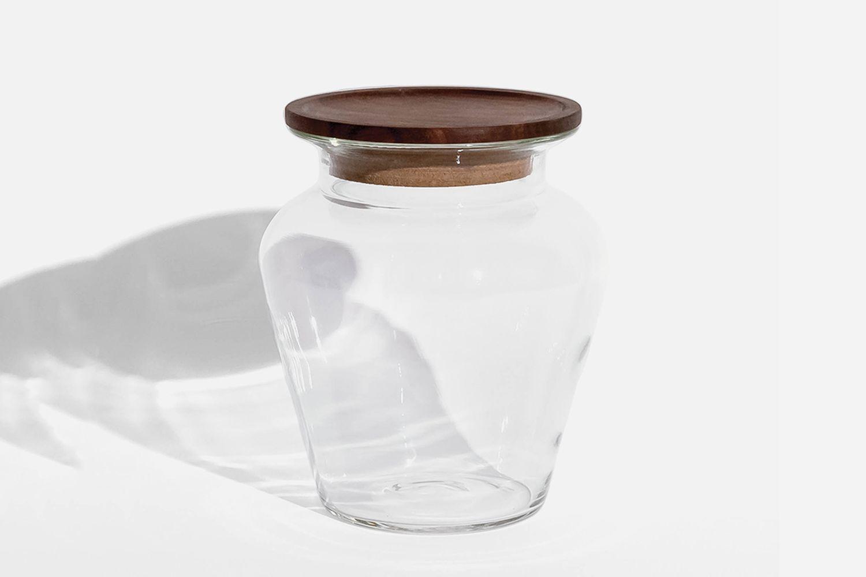 Kosa Glass Jar