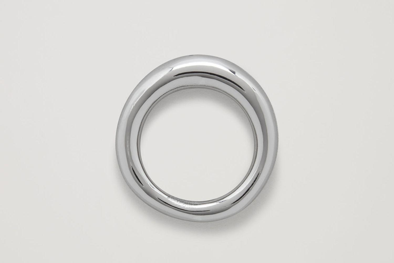 Polished Metal Ring