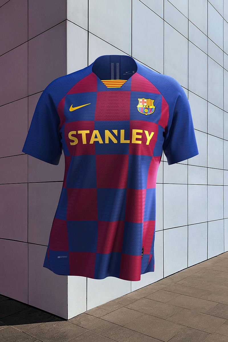 best website 645e2 94657 Barcelona's New Home Kit Is Their Most Controversial in ...