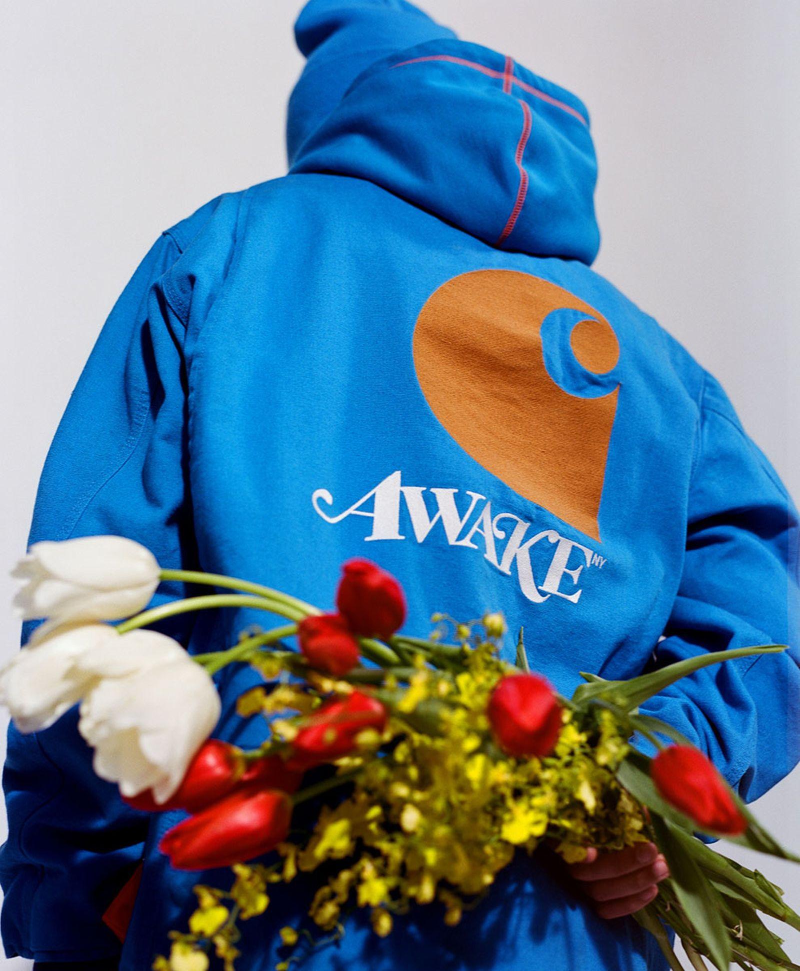 Carhartt WIP x Awake NY SS20 collection