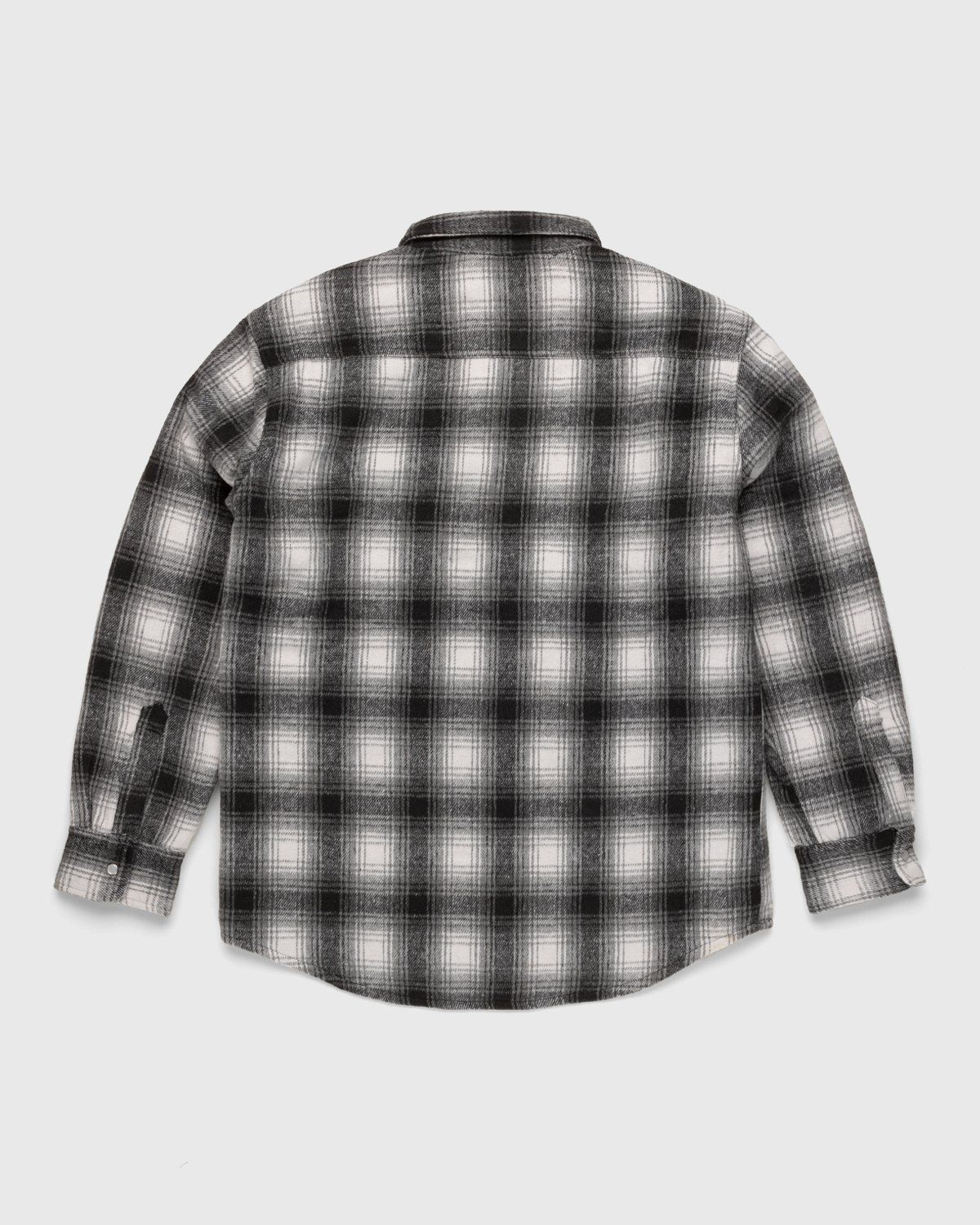Noon Goons — Tahoe Quilted Flannel Grey - Image 2