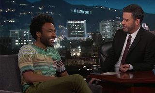 "Watch Donald Glover Discuss ""This is America"" & Being Lando Calrissian"