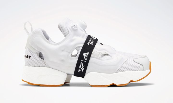 "Reebok x adidas Instapump Fury Boost ""Black & White"" Pack"
