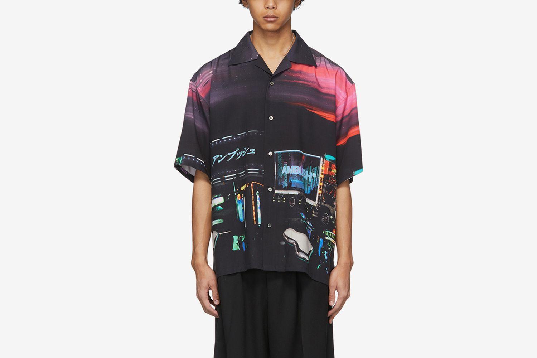 Dekotora Print Shirt