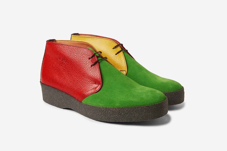 Sanders Desert Boots