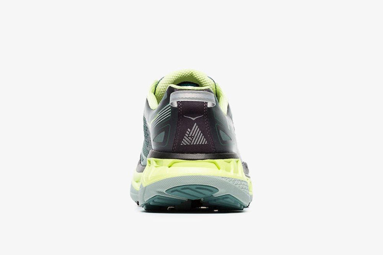 Grey Stinson ATR 4 Low-Top Sneakers
