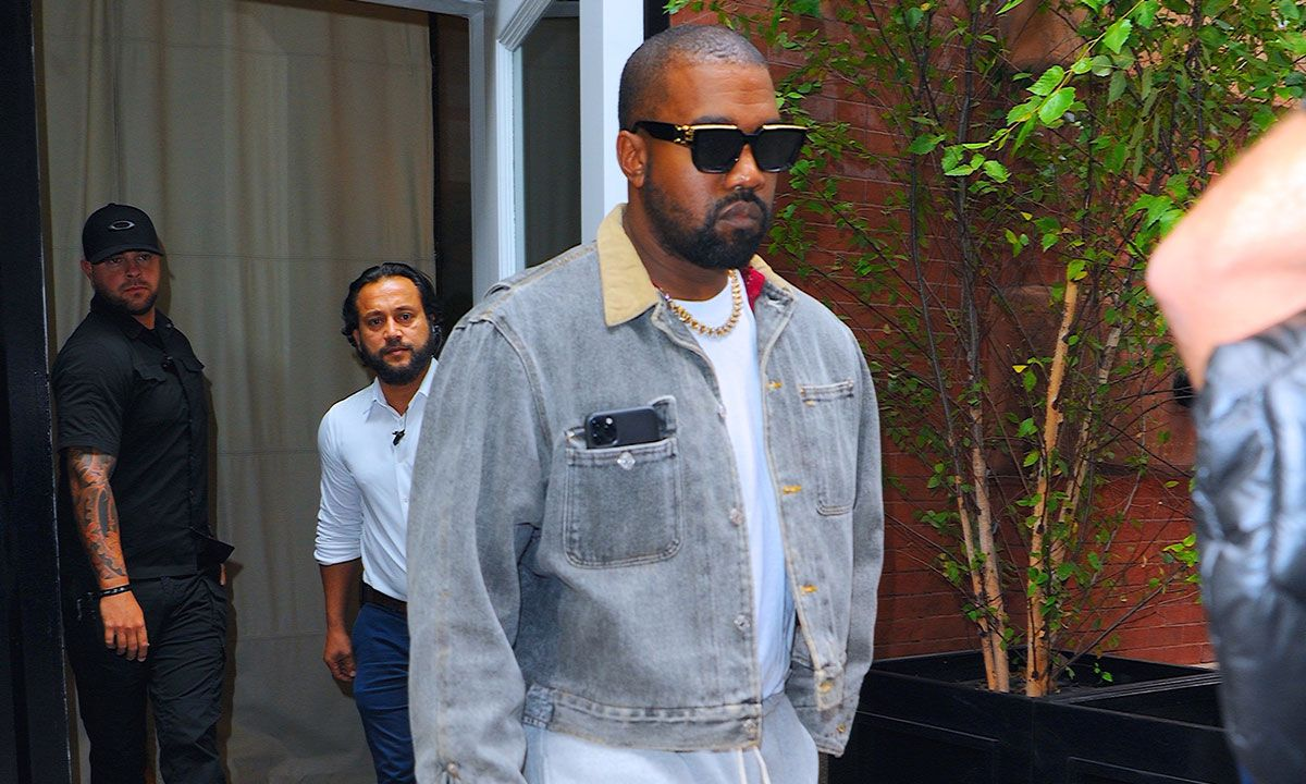 Two New Kanye West Tracks Just Leaked Online Featuring A$AP Rocky & More