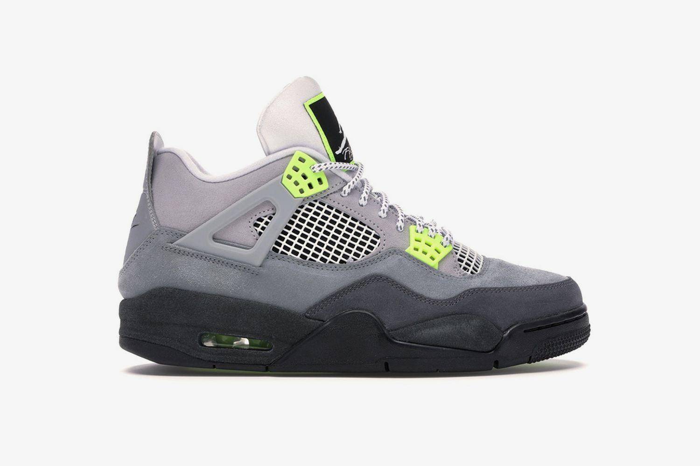 """Air Jordan 4 Retro SE 95 """"Neon"""""""