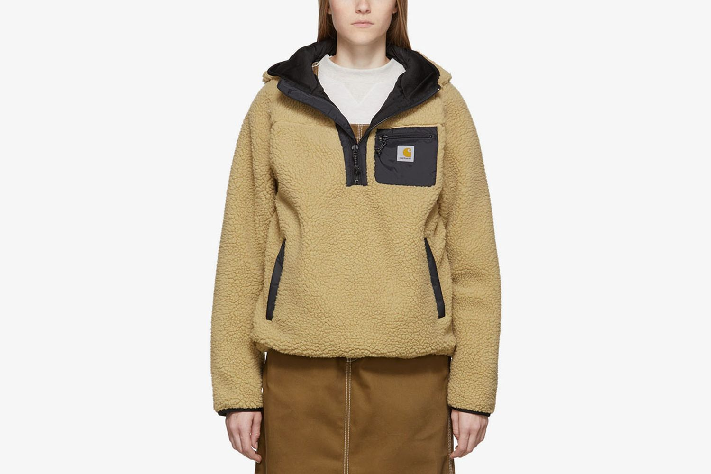 Prentis Hooded Pullover