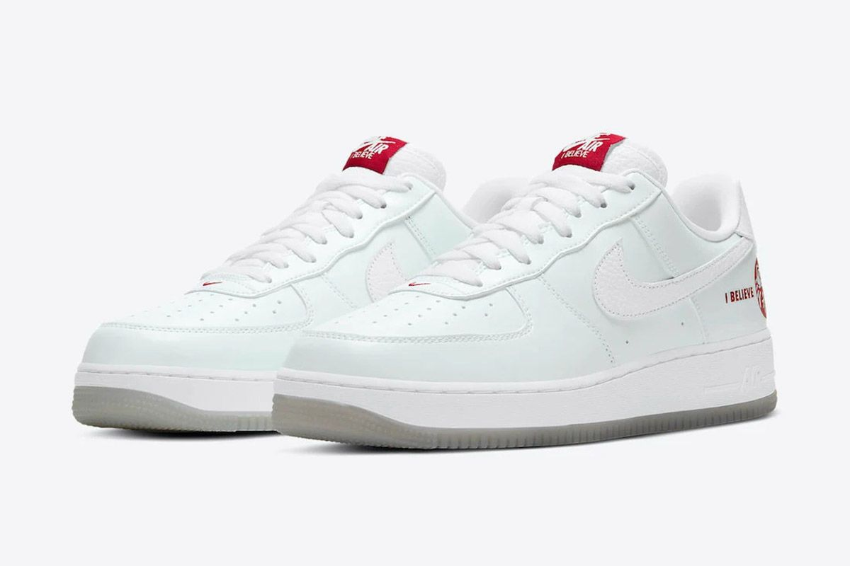 These Air Force 1s Are Not What They Look Like 3