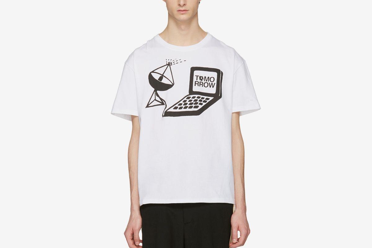 Tomorrow Computer T-Shirt