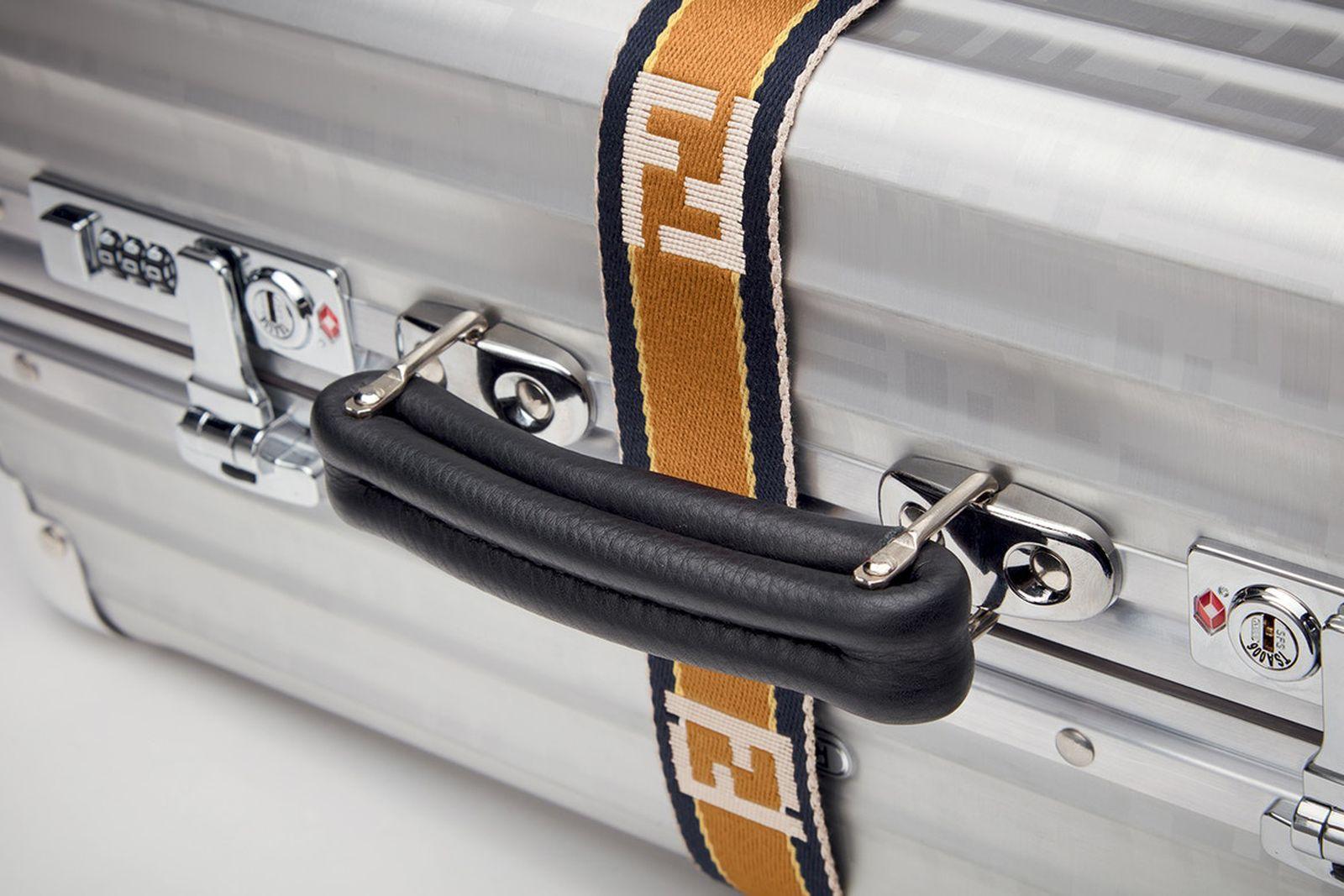 fendi rimowa luggage luggage bags