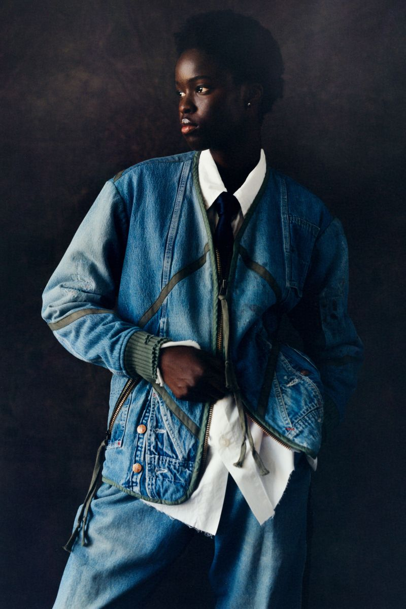 We Need More Synonyms for Upcycling to Describe Greg Lauren SS22