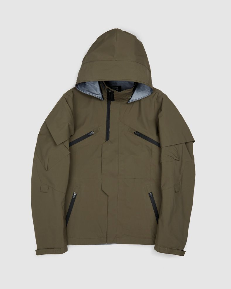 ACRONYM — J1B GT Jacket Green