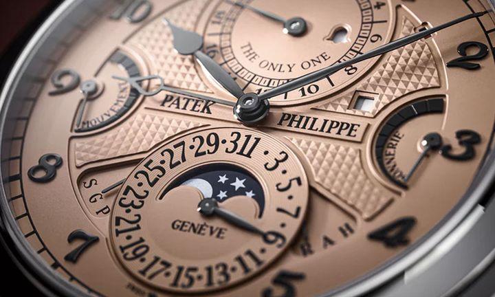 Patek Philippe Grandmaster Chime Ref. 6300A