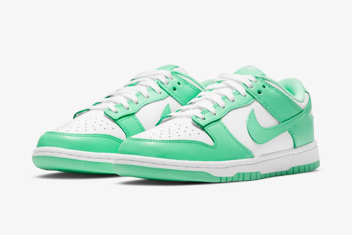 Nike's Newest Dunk Low Colorway Has a Special Glow 3