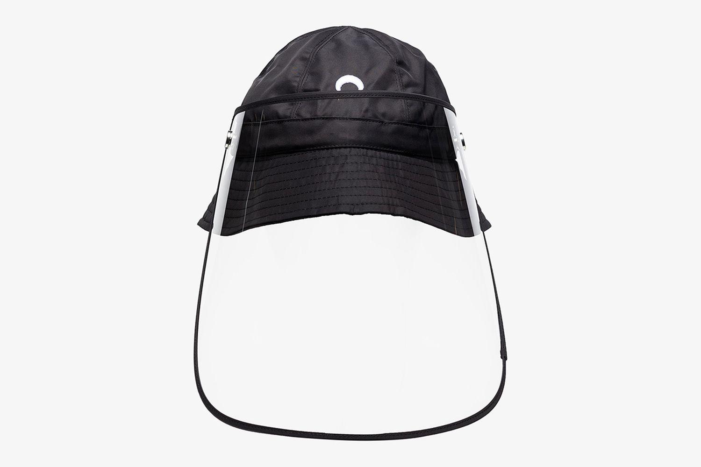 Face Visor Bucket Hat