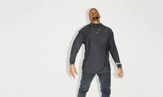 Kanye West Covers New Issue of 'T Magazine'