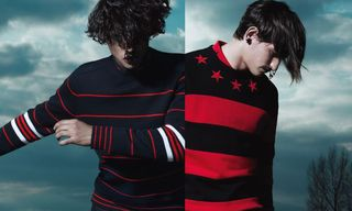 Givenchy Fall/Winter 2012 Ad Campaign