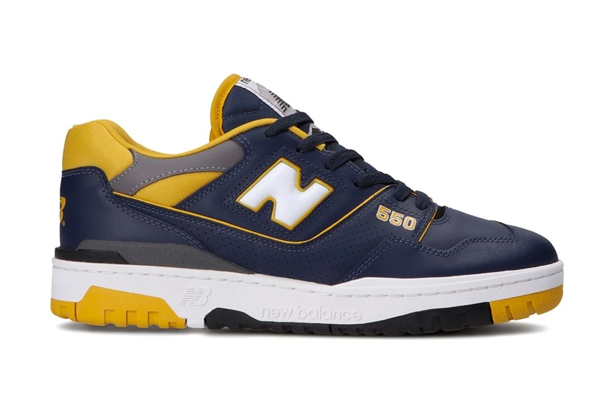 The New Balance 550 Is Going Back to College 3