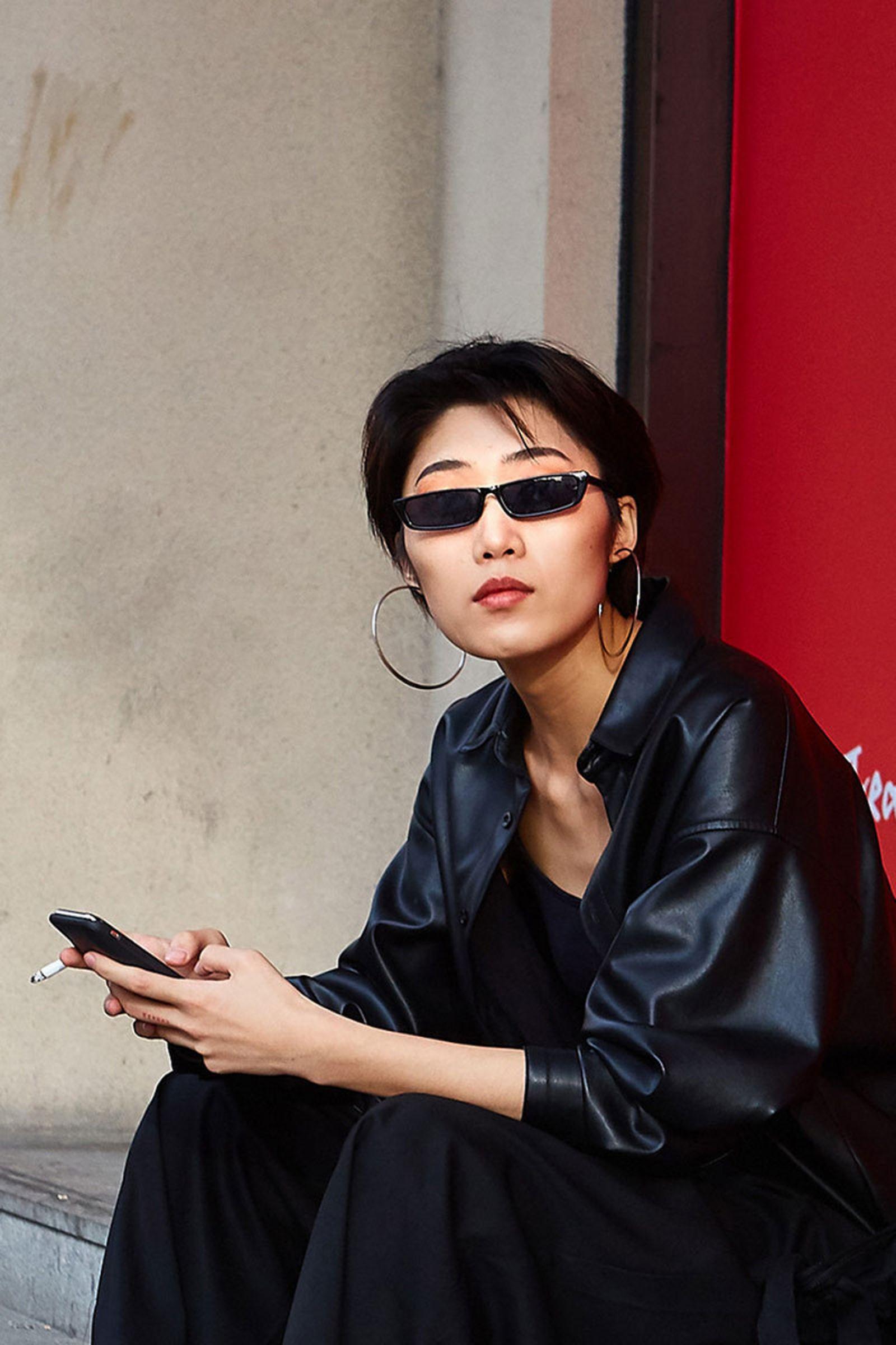 shanghai street style3 800x1200 Acne Studios Gucci Percy Lau