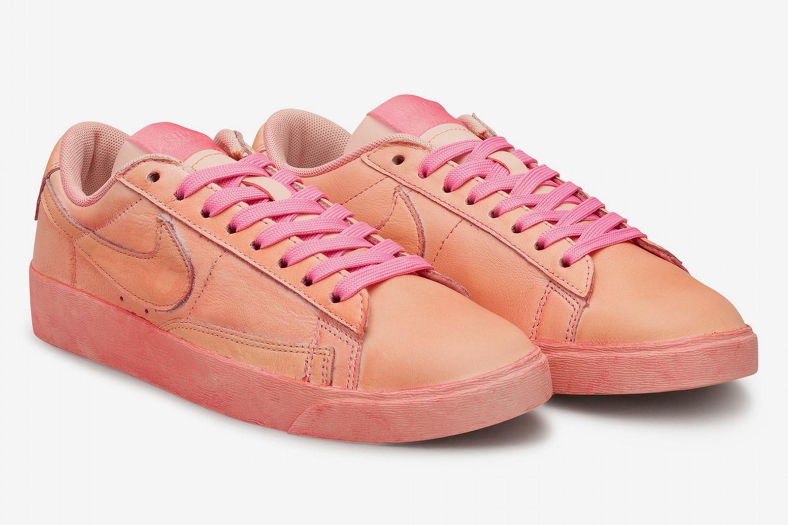 COMME des GARÇONS x Nike Blazer Low Pink