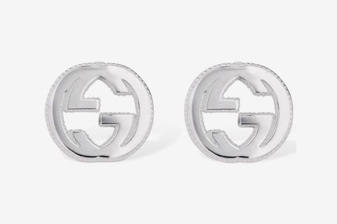 Interlocking G Stud Earrings