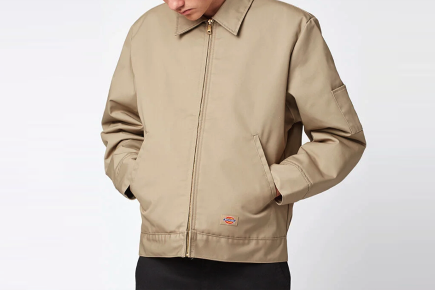 Insulated Eisenhower Work Jacket