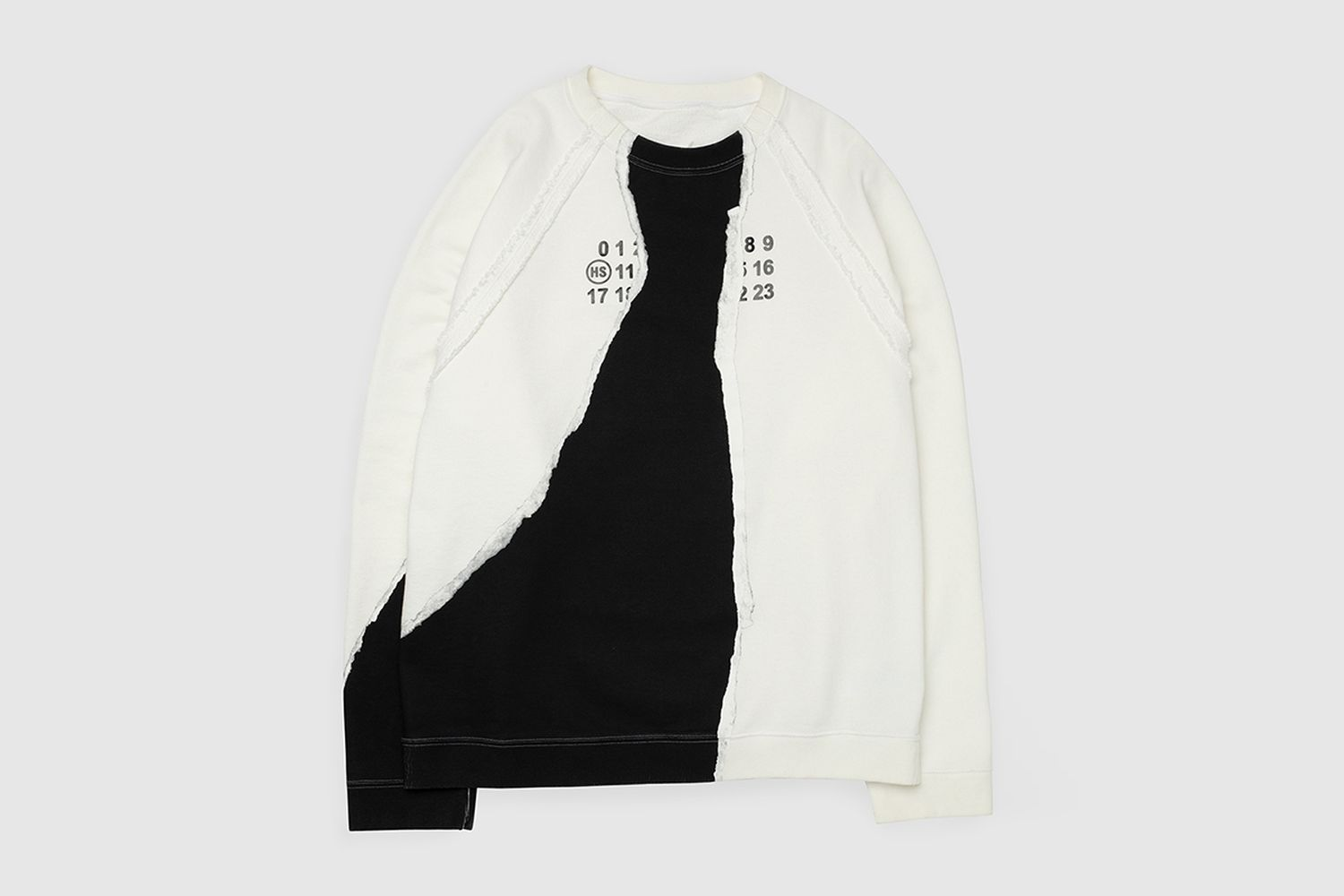 Highsnobiety Logo Sweater