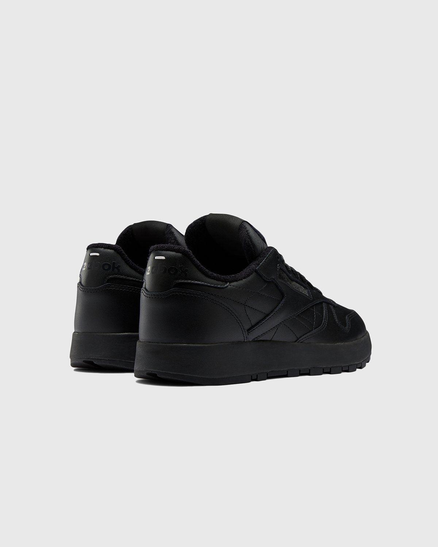Maison Margiela x Reebok — Classic Leather Tabi Black - Image 3