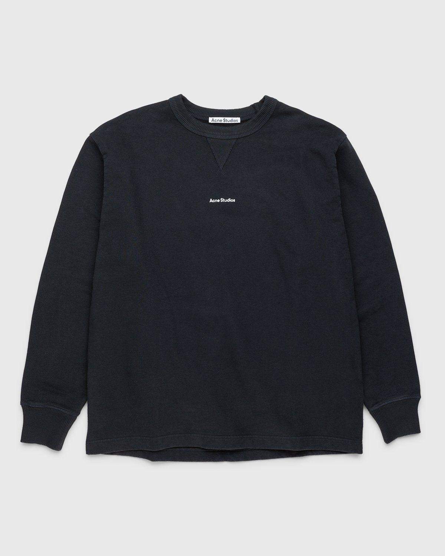 Acne Studios – Sweater Black - Image 1