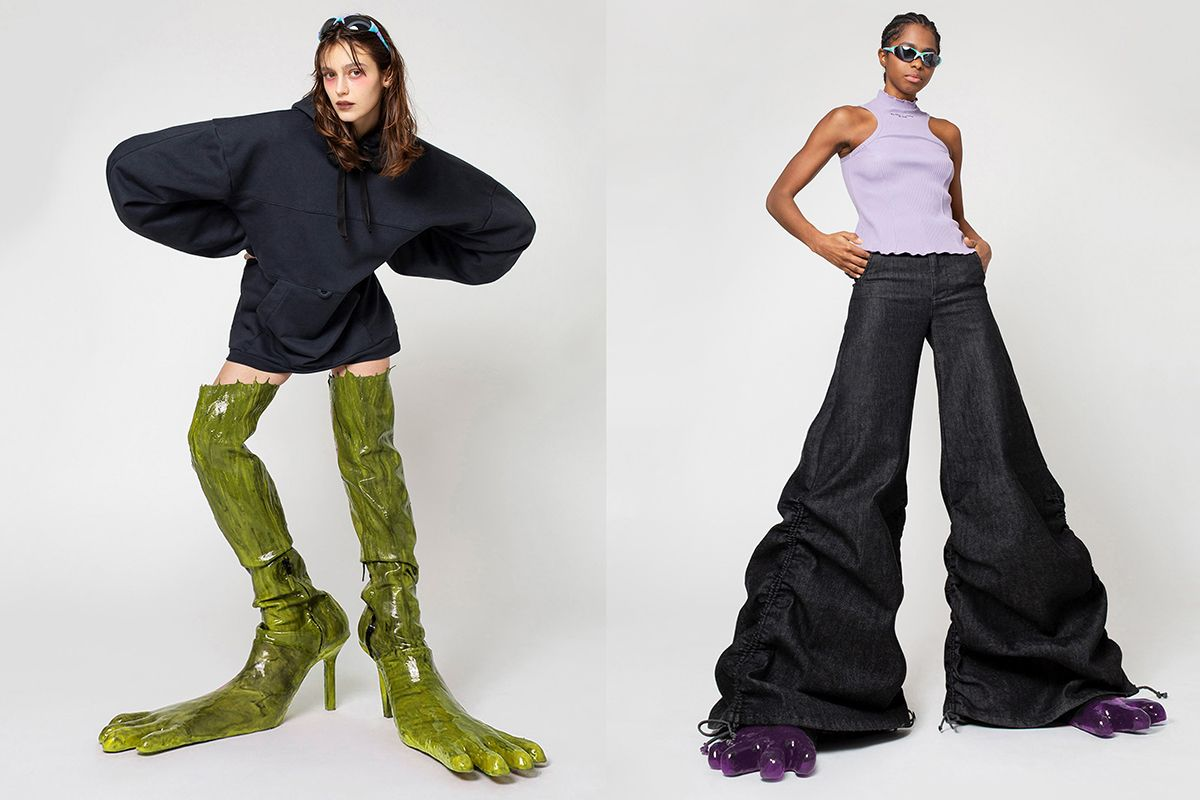 Yes, You Can Actually Walk in Beate Karlsson's Monster Shoes