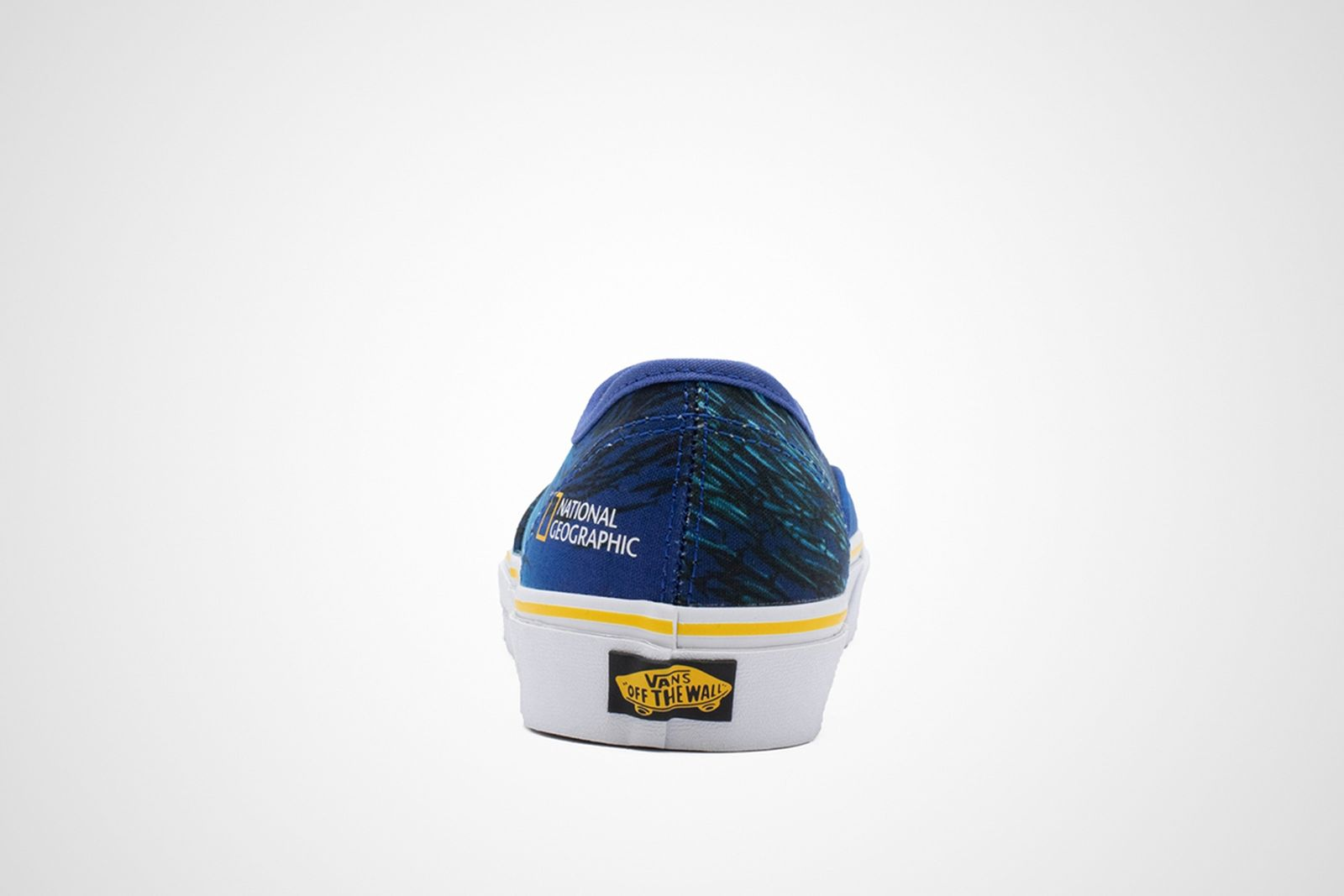 National Geographic Vans Authentic